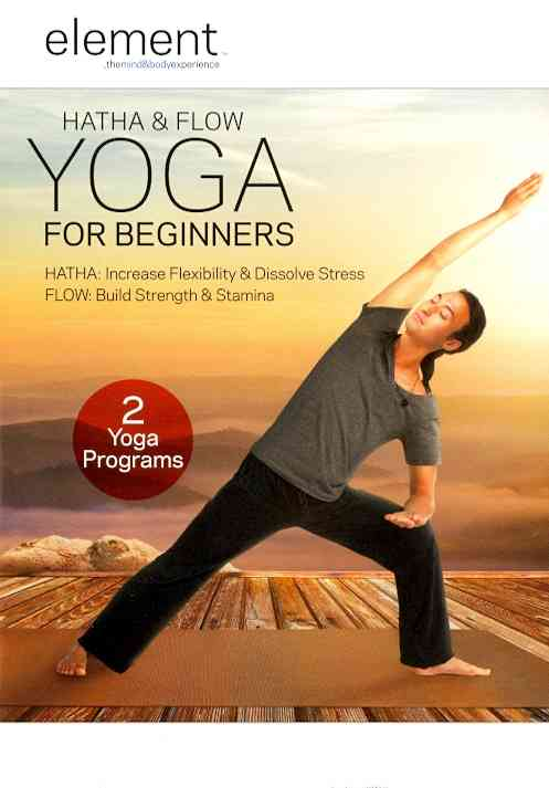 ELEMENT:HATHA & FLOW YOGA FOR BEGINNE BY DODGE,TAMAL (DVD)
