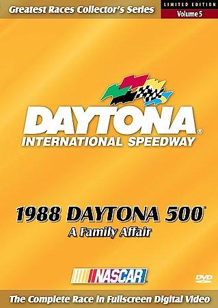 NASCAR CLASSICS:1988 DAYTONA 500 (DVD)